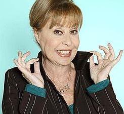 Actores de La que se avecina. Actriz Gemma Cuervo.