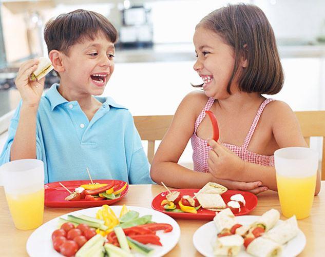 criar niños saludables 2