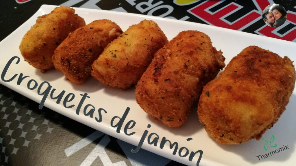 croquetas jamon thermomix