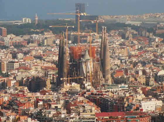 barcelona contaminacion coches