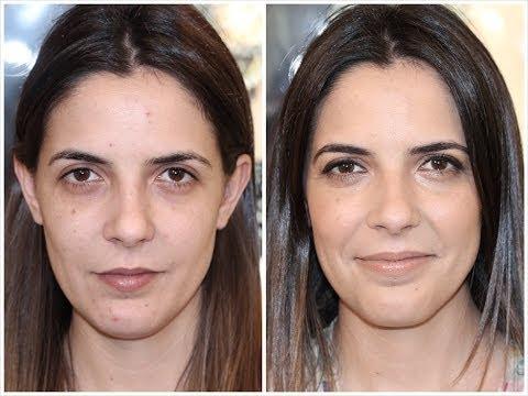 Cómo disimular y corregir ojeras y labios oscuros.