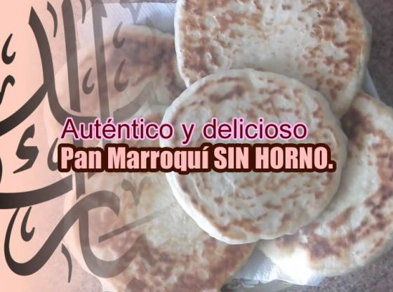 pan marroquí portada
