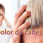 Cefaleas dolor de cabeza migrañas remedios naturales consejos alimentación.