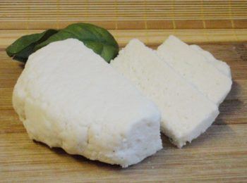 queso tierno fresco blanco en thermomix