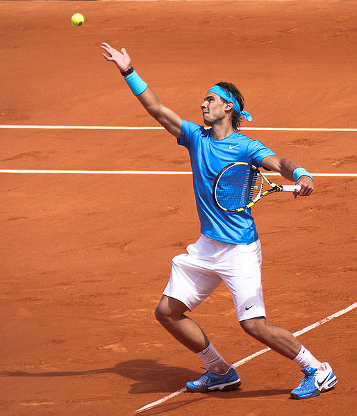 rafa nadal open madrid