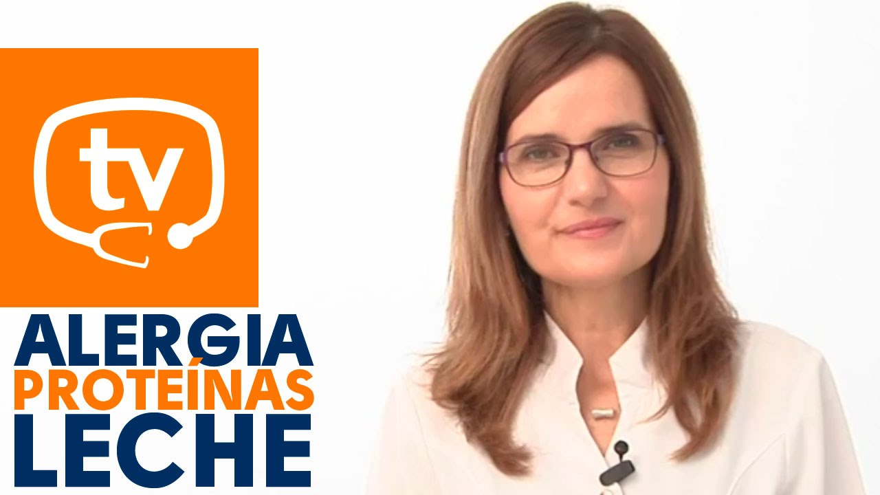 ALERGIA A LAS PROTEÍNAS DE LA LECHE