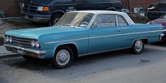 imagen del Oldsmobile F85 Cutlass