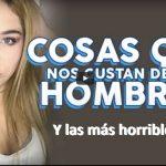 COSAS QUE NOS GUSTAN DE LOS HOMBRES.