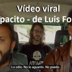 Despacito parodia vídeo de los tres italianos y la original de Luis Fonsi.