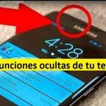 10 FUNCIONES OCULTAS EN LOS TELEFONOS