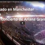 Atentado en Manchestester Arena