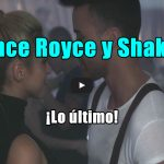 Lo último de Prince Royce y Shakira.