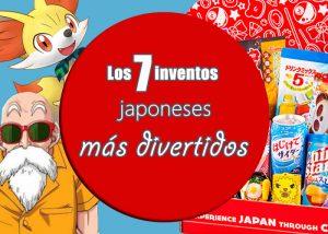 7 inventos japoneses curiosos y graciosos