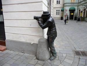 Paparazzo de Bratislava