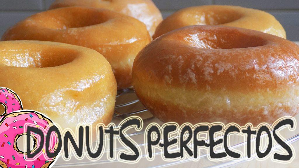 Cómo Hacer Donas Donuts Caseros Recetas De Cocina