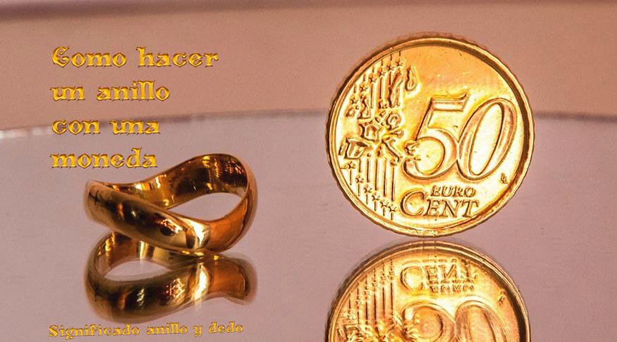 ef328b12f97e ⊛ Cómo hacer un anillo con una moneda.
