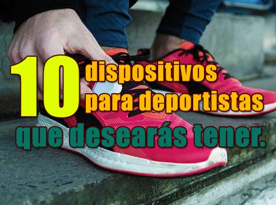 dispositivos para deportistas