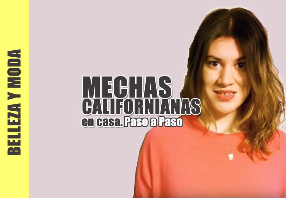 C mo hacer mechas californianas paso a paso - Como darse mechas en casa ...