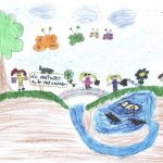 Ayuda –   Concurso escolar,   Un dibujo por el Medio Ambiente.