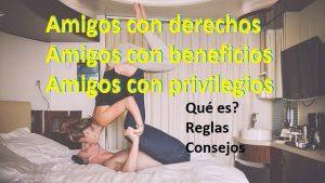 amigos con derechos privilegios beneficios video youtube aminovio