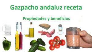 gazpacho andaluz receta