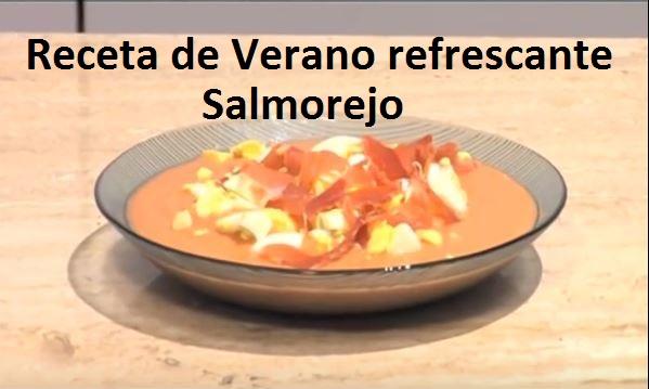 receta de salmoreco verano cordoba