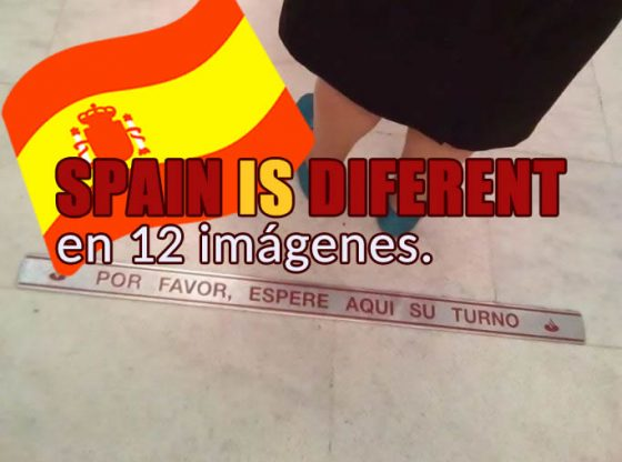 imagenes graciosas spain is fiferent