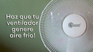 como fabricar un ventilador aire fresco