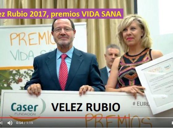 Los Premios Vida Sana convocados por la Fundación Caser en colaboración con la Junta de Andalucía, han premiado la lucha contra la obesidad infantil.