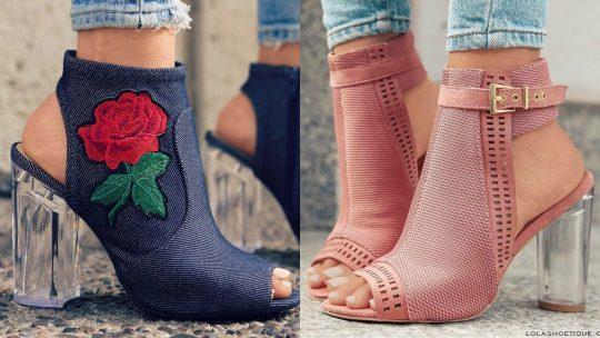 zapatos de mujer moda