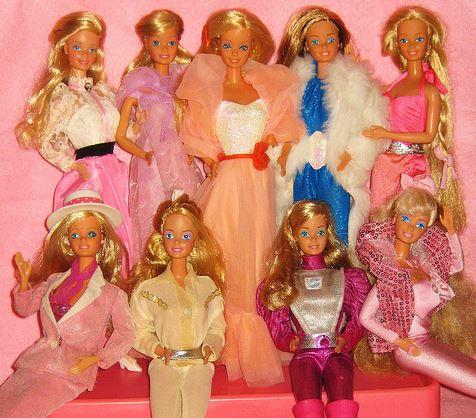 juguetes barbie