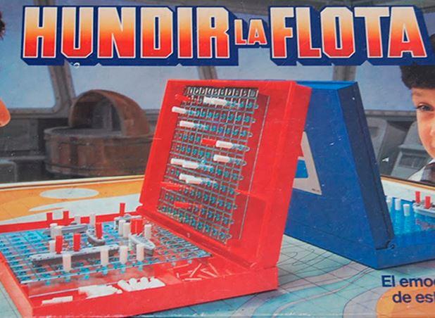 juguetes hundir la flota