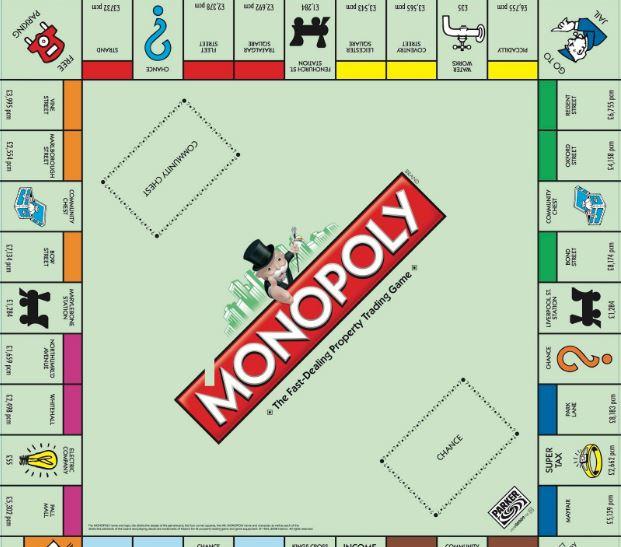 juguetes monopoly