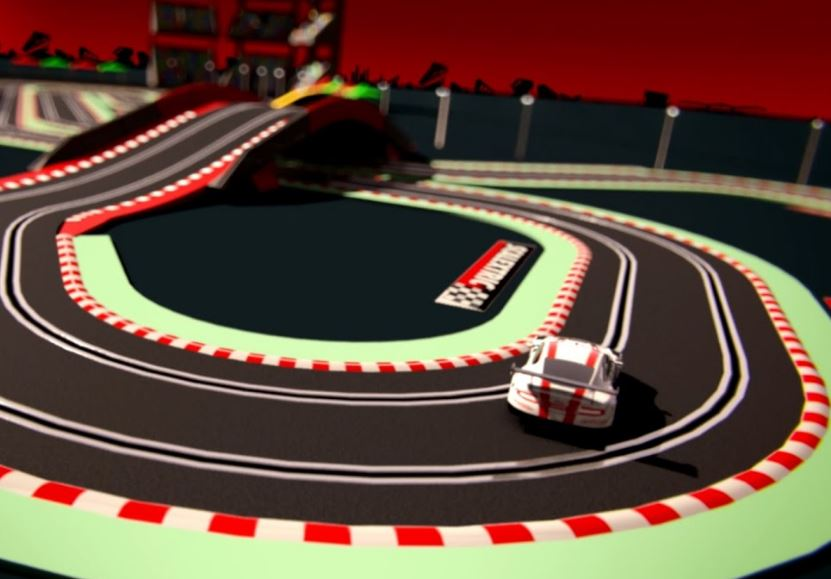 juguetes scalextric