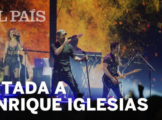 Enrique Iglesias defrauda en su concierto de Santander