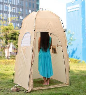 camper ducha exterior