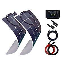 kit energia solar para camper y caravanas