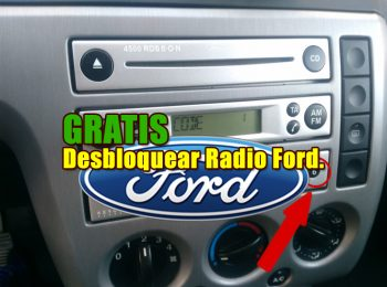 COMO DESBLOQUEAR RADIO FORD