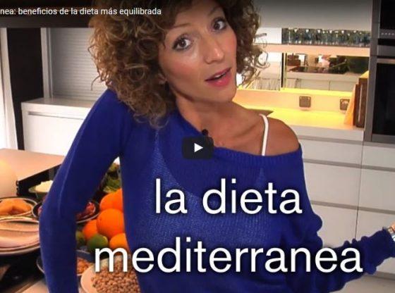 dieta mediterranea la mejor dieta