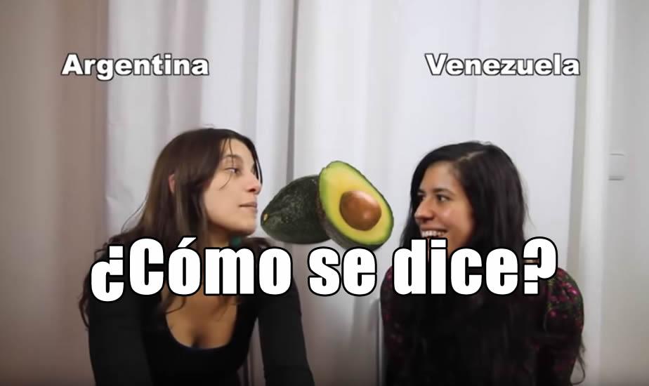 diferencias de significado d palabras en paises de habla hispana