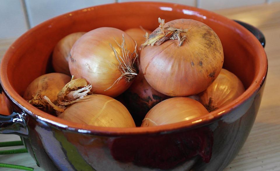 cebolla para dolor de muelas