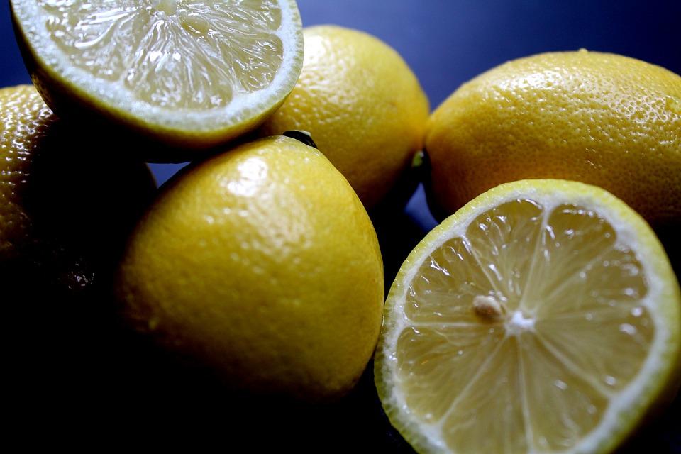 limón para el dolor de muelas