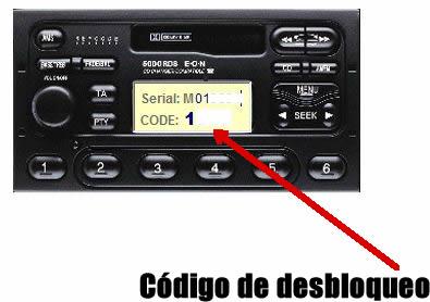 programa codigo radio ford code