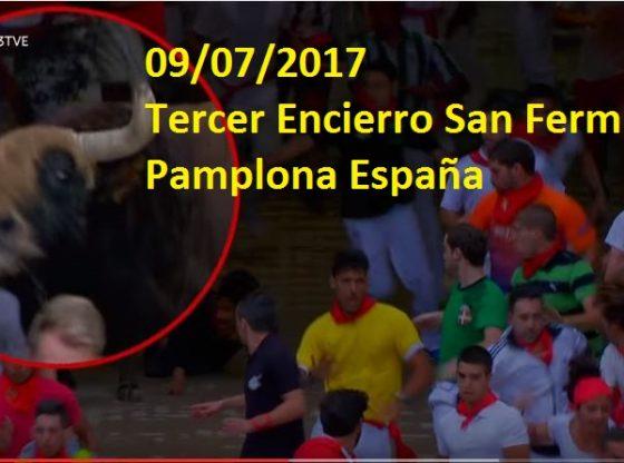 pamplona 2017 encierro san fermin pamplona españa spain