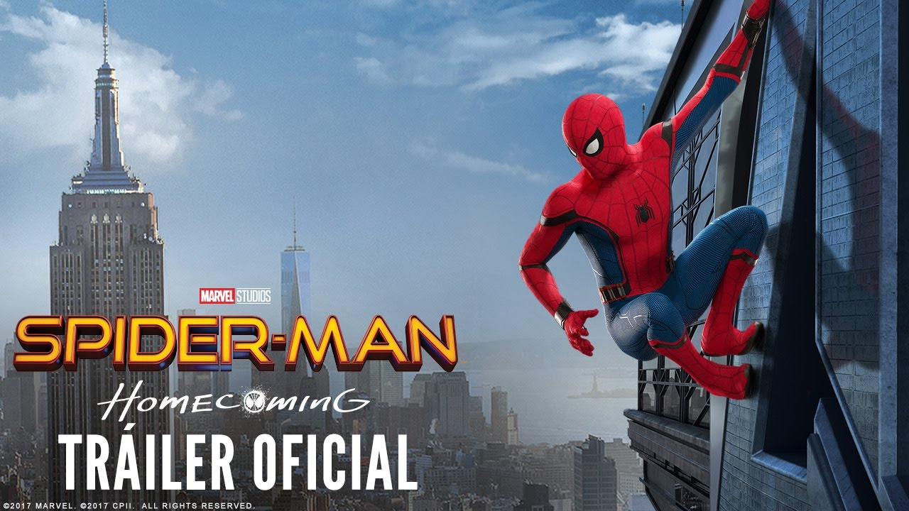 Spider-Man: Homecoming. Estrenos de Cine.
