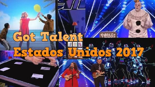 Got Talent de Estados Unidos 2017