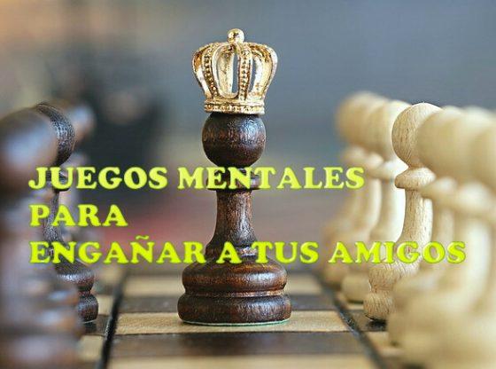 JUEGOS MENTALES