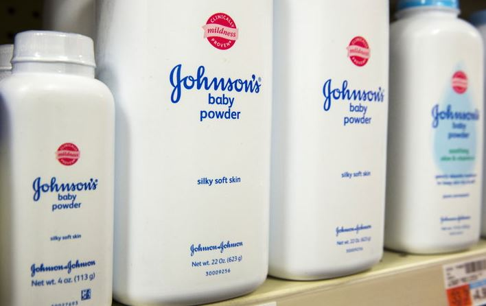 Johnson & Johnson Johnson's Baby Powder cancer