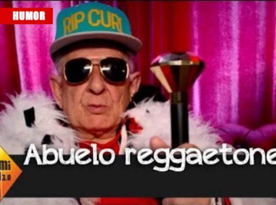 abuelo enseña a componer reggaeton
