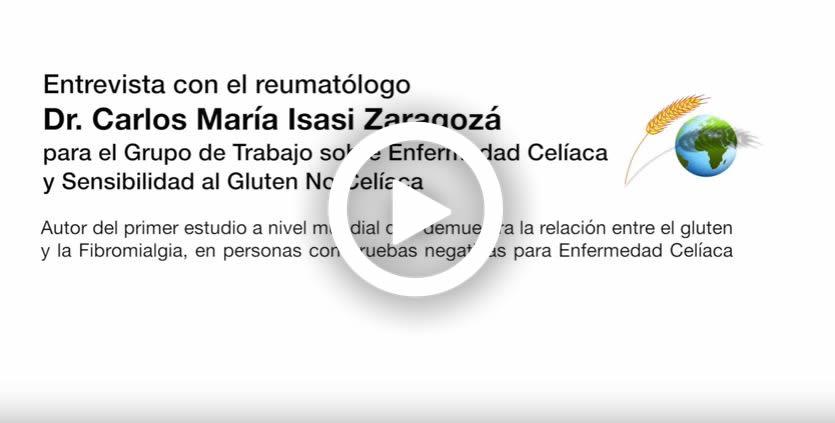 carlos isasi fibromialgia gluten video Síntomas de fibromialgia